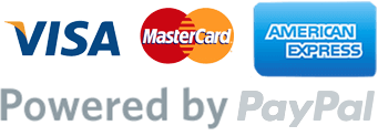Credit Card via PayPal